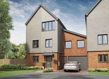 Thumbnail 4 bed town house for sale in Pond Hill Road, Royal Military Avenue, Shorncliffe, Folkestone