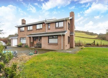 Thumbnail 5 bed detached house for sale in Dolau, Llandrindod Welss