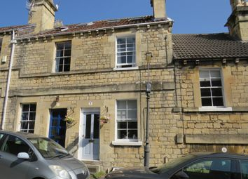 Thumbnail 3 bed terraced house for sale in Vale View Terrace, Batheaston, Bath