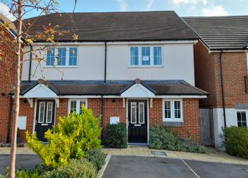 Thumbnail 2 bed end terrace house for sale in Hensler Drive, Bishopdown, Salisbury