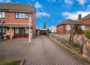 Thumbnail 2 bed semi-detached house for sale in Lichfield Road, Walsall Wood, Walsall
