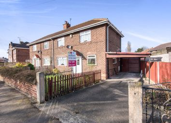 Thumbnail 2 bed semi-detached house for sale in Milne Road, Bircotes, Doncaster