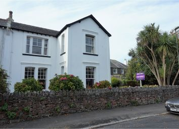 Thumbnail 4 bed semi-detached house for sale in Cary Park, Torquay