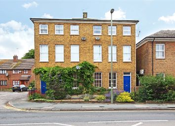 Thumbnail 1 bed flat to rent in The Avenue, Egham, Surrey