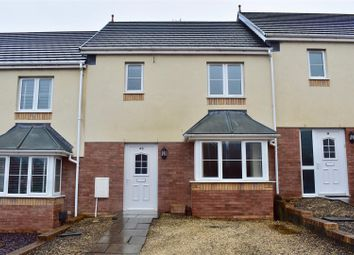 Thumbnail 3 bed terraced house for sale in Parc Amanwy, New Road, Ammanford