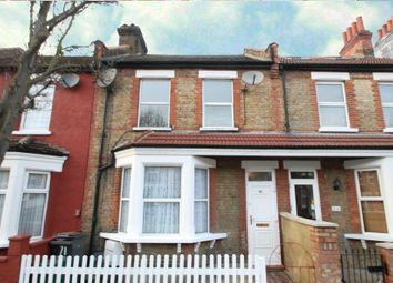 Thumbnail 3 bed terraced house to rent in Fairholme Road, Croydon