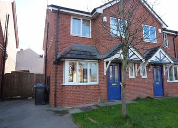 Thumbnail 3 bed semi-detached house for sale in Grimshaw Court, Golborne, Warrington