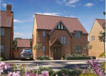 Thumbnail 4 bed detached house for sale in Plot 27, Beech House, Chartist Way, Staunton, Glos