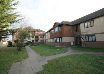 Thumbnail 1 bed flat for sale in Nutfield Close, Carshalton, Surrey