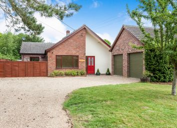 Thumbnail 3 bed detached bungalow for sale in Lambs Lane, Lawshall, Bury St. Edmunds
