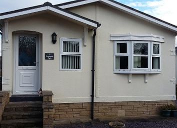 Thumbnail 3 bed mobile/park home for sale in Brewery Road, Northumberland