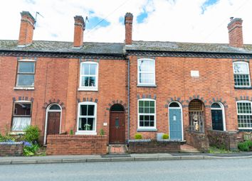 Thumbnail 2 bed terraced house for sale in Chester Terrace, Habberley Road, Bewdley
