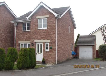 Thumbnail 3 bed property to rent in Maes Y Fedwen, Broadlands, Bridgend