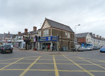 Thumbnail 2 bed flat to rent in Crwys Road, Cathays, Cardiff