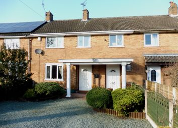 Thumbnail 3 bed terraced house for sale in Malcolm Road, Stafford