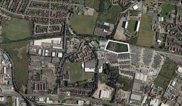 Thumbnail Land for sale in Greatfield Lane/Poorhouse Lane, Hull