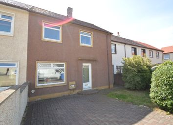 Thumbnail 3 bed terraced house for sale in Links Road, Saltcoats, North Ayrshire