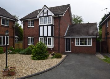 Thumbnail 4 bed detached house for sale in Chaffinch Close, Droylsden, Manchester