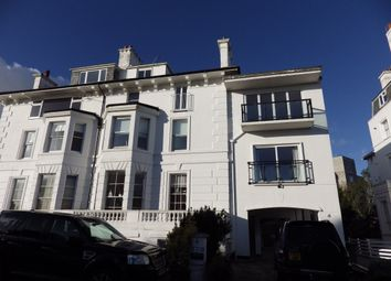 Thumbnail 1 bed flat to rent in Albion Villas, Folkestone