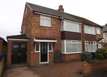 Thumbnail 4 bed semi-detached house for sale in Howick Park Close, Penwortham, Preston