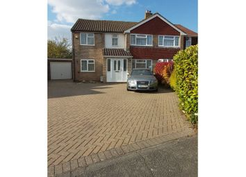 Hinksey Close, Slough SL3. 4 bed semi-detached house for sale
