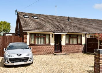 Thumbnail 4 bed semi-detached bungalow for sale in Frogmore Road, Blackwater, Camberley
