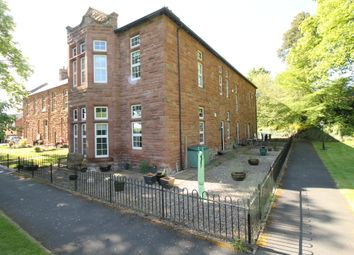Thumbnail 2 bed flat for sale in Twickenham Court, Carlisle
