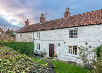 Thumbnail 2 bed property for sale in 6 Yew Tree Cottages, Burythorpe, Malton