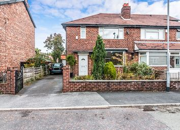 Thumbnail 3 bed semi-detached house for sale in Lingard Road, Manchester