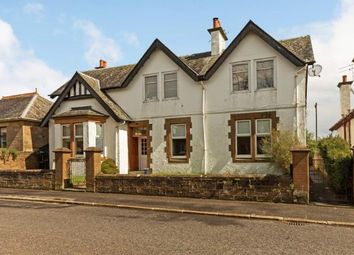 Thumbnail 4 bed flat for sale in Belmont Avenue, Ayr, South Ayrshire, Scotland