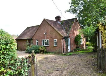 Thumbnail 3 bed bungalow to rent in The Oxdrove, Burghclere, Newbury