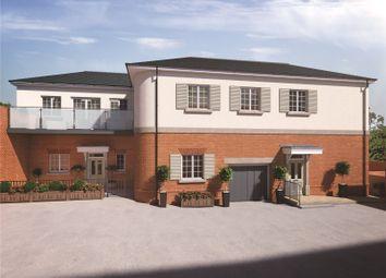 2 bed flat for sale in The Courtyard, Dean Street, Marlow, Buckinghamshire SL7