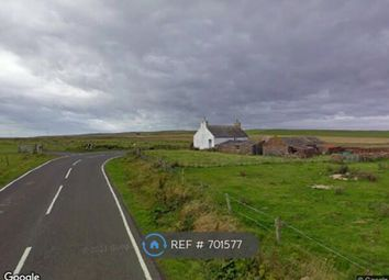Thumbnail 1 bed detached house to rent in Hyndover, Sanday, Orkney