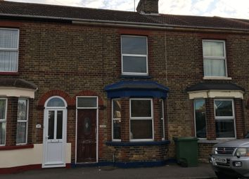 Thumbnail 3 bed terraced house for sale in Granville Road, Sheerness