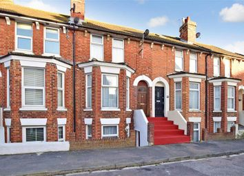 Thumbnail 4 bed terraced house for sale in Darby Road, Folkestone, Kent