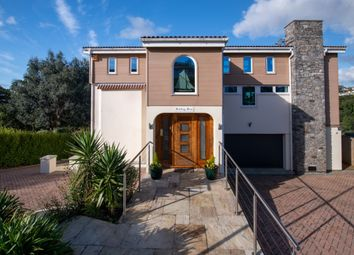 Thumbnail 4 bed detached house for sale in Kilmorie Close, Torquay