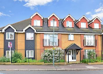Thumbnail 2 bedroom flat for sale in Maple Court, Erith, Kent