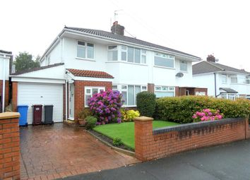 Thumbnail 3 bed semi-detached house for sale in Pine Tree Road, Huyton, Liverpool