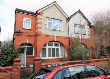 Thumbnail 3 bed property for sale in Carson Road, Burnage, Manchester