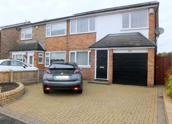 Thumbnail 4 bed semi-detached house for sale in Deepdale Drive, Rainhill, Prescot