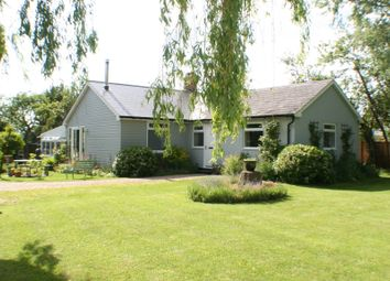Thumbnail 3 bedroom lodge for sale in Badingham, Woodbridge