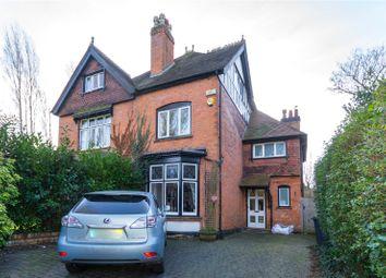 4 bed semi-detached house for sale in Woodstock Road, Moseley, Birmingham B13