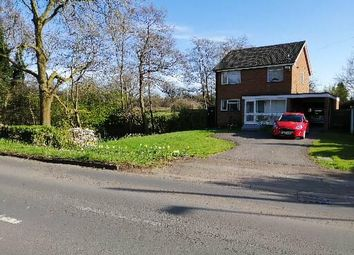 Thumbnail 3 bed detached house for sale in Coleshill Road, Marston Green, Birmingham