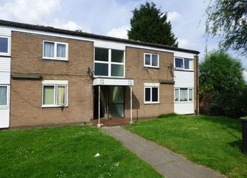 Thumbnail 1 bed flat for sale in Highters Heath Lane, Birmingham, West Midlands