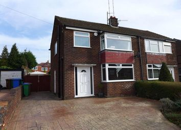 Thumbnail 3 bed semi-detached house for sale in Parsons Drive, Middleton, Manchester