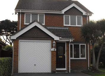 Thumbnail 3 bedroom detached house to rent in Kingfisher Way, Saxons Landing, Christchurch