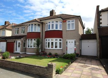 Thumbnail 3 bed semi-detached house for sale in Goodwin Drive, Sidcup, Kent