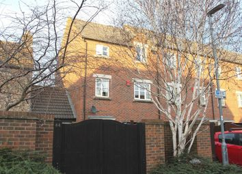 Thumbnail 4 bed terraced house to rent in Geoffrey Farrant Walk, Taunton