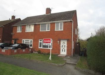Thumbnail 3 bed end terrace house for sale in Norbury Crescent, Lanesfield, Wolverhampton