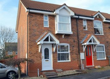 Thumbnail 2 bed end terrace house to rent in Dodington Close, Barnwood, Gloucester